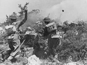 THE BATTLES OF MONTE CASSINO, JANUARY - MAY 1944