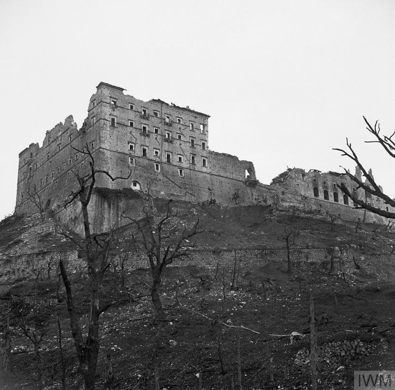 THE BATTLE OF CASSINO, JANUARY-MAY 1944