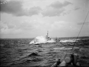 THE BATTLE OF THE ATLANTIC 1939-1945