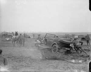 THE BATTLE OF THE SOMME, JULY-NOVEMBER 1916
