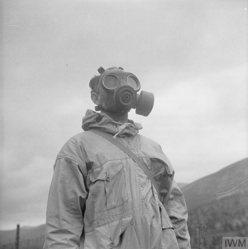 CHEMICAL WARFARE IN THE TWENTIETH CENTURY