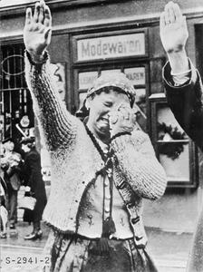 THE GERMAN OCCUPATION OF THE SUDETENLAND, CZECHOSLOVAKIA, OCTOBER 1938