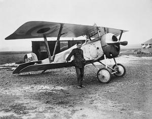 AIR ACES OF THE FIRST WORLD WAR
