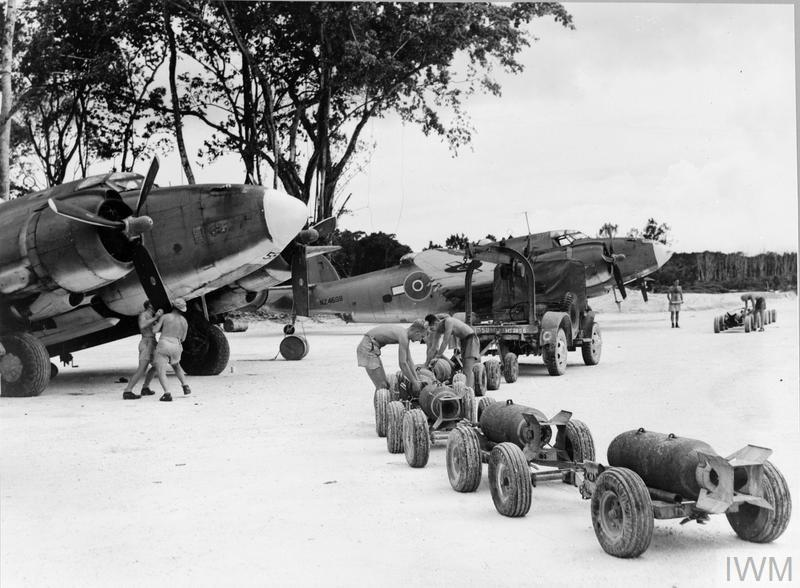 THE ROYAL NEW ZEALAND AIR FORCE DURING THE SECOND WORLD WAR