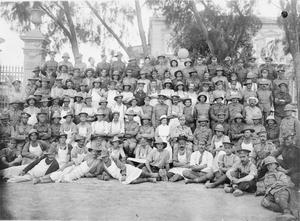 THE BRITISH ARMY IN THE MIDDLE EAST, 1914-1918