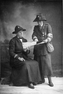 THE SCOTTISH WOMEN'S HOSPITALS IN THE MACEDONIAN CAMPAIGN, 1915-1918
