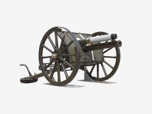QF 13 pdr Mk 1 (Nery Gun)