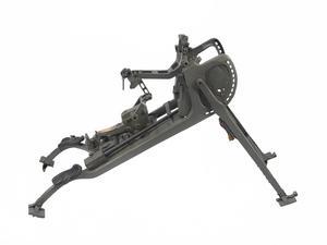 Schlitten 08 & 'Sledge' mount for MG08 machine-gun