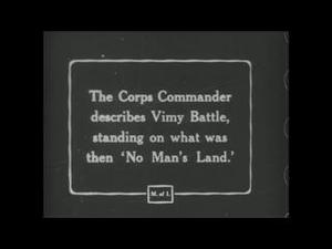 VISIT OF CANADIAN PRESSMEN - SCENES IN ENGLAND AND FRANCE [Main Title]