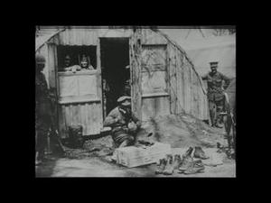 NEWFOUNDLAND TROOPS [Main Title]