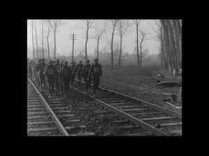 SOLDIERS VOTING AND AMERICAN HEROES AT CAMBRAI [Main Title]
