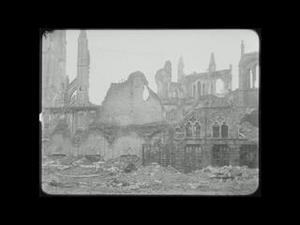 YPRES - THE SHELL SHATTERED CITY OF FLANDERS (1916) [Main Title]