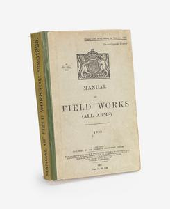 Manual of field works (all arms) 1925