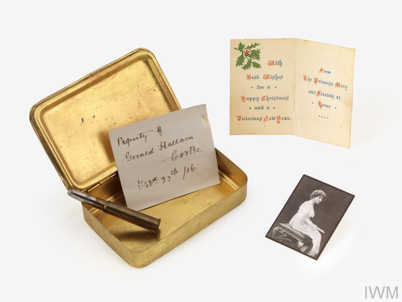 Princess Mary's Gift Fund 1914 Box, Classes B & C