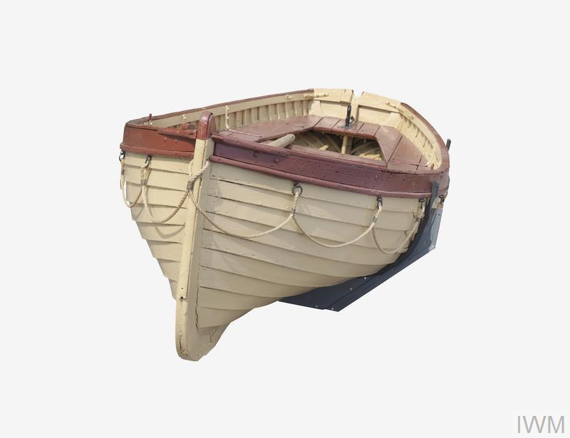boat, Jolly Boat from SS Anglo-Saxon
