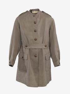 Coat, Service Dress: O/Rs,  WAAC