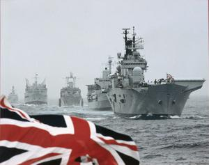 HMY ROYAL YACHT BRITANNIA 1954 - 1997