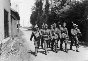 THE BRITISH EXPEDITIONARY FORCE (BEF) IN FRANCE 1939-1940