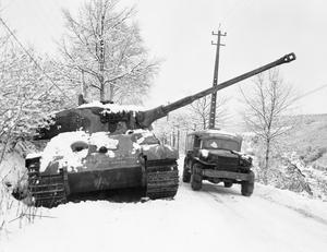 THE ARDENNES OFFENSIVE, DECEMBER 1944