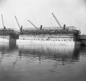 THE MULBERRY HARBOUR