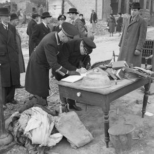 WINSTON CHURCHILL DURING THE SECOND WORLD WAR
