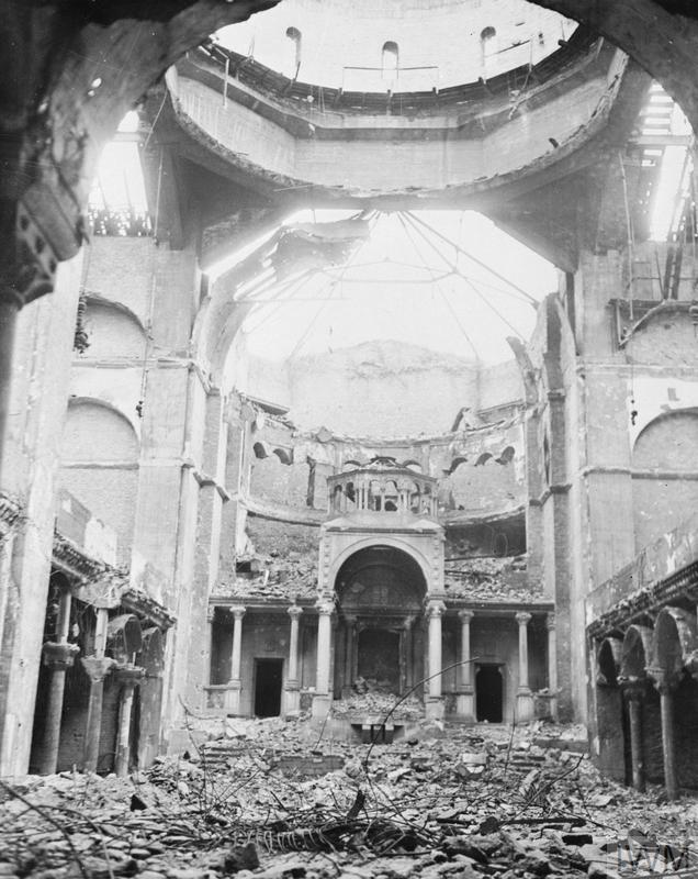 THE NOVEMBER POGROM, 9-10 NOVEMBER 1938