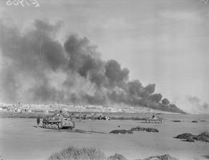 THE WESTERN DESERT CAMPAIGN, 1941