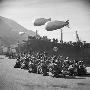 THE ALLIED LANDINGS AT ANZIO: 22 JANUARY-23 MAY 1944