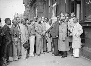 WEST INDIANS IN BRITAIN DURING THE SECOND WORLD WAR