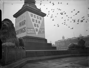 WARTIME PROPAGANDA: NATIONAL SAVINGS POSTERS, LONDON, 1941