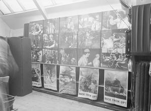 MINISTRY OF INFORMATION EXHIBITIONS DURING THE SECOND WORLD WAR, BASINGSTOKE, HAMPSHIRE, ENGLAND, UK, 1942