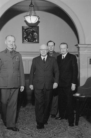 THE POLISH GOVERNMENT IN EXILE DURING THE SECOND WORLD WAR