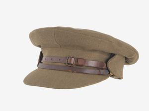 Cap, Service Dress (Trench Cap), Sealed Pattern: Officer's