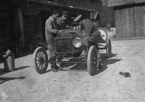 THE BRITISH RED CROSS ON THE ITALIAN FRONT, 1915-1918
