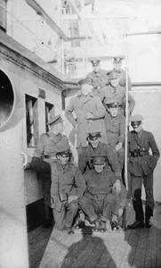 THE ROYAL NAVAL DIVISION, 1914-1918