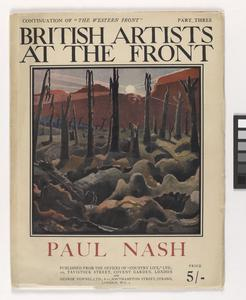 British Artists at the Front: Part Three, Paul Nash