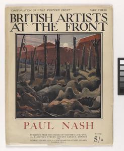 British Artists at the Front: Part Three, Paul Nash