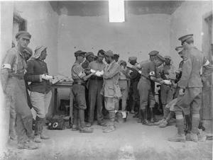 THE BRITISH ARMY IN EGYPT DURING THE FIRST WORLD WAR
