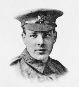 RIFLEMAN HARRY BATTYE