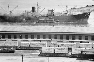 SHIPPING OF WAR SUPPLIES FROM CANADA