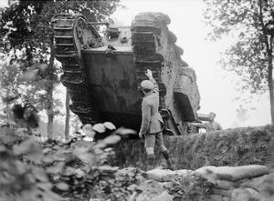 THE BATTLE OF PASSCHENDAELE, JULY-NOVEMEBER 1917