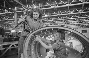 WAR INDUSTRY IN BRITAIN 1939-1945