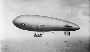 AIRSHIPS DURING THE FIRST WORLD WAR