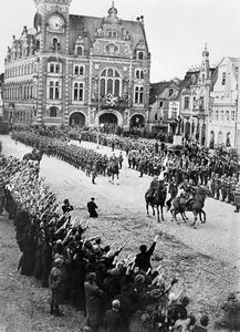 THE REOCCUPATION OF THE RHINELAND IN 1936