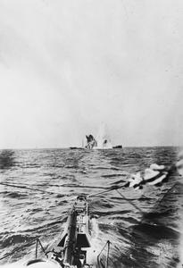 THE GERMAN U-BOAT CAMPAIGN DURING THE FIRST WORLD WAR