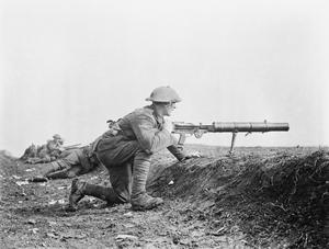THE NEW ZEALAND RIFLE BRIGADE DURING THE FIRST WORLD WAR