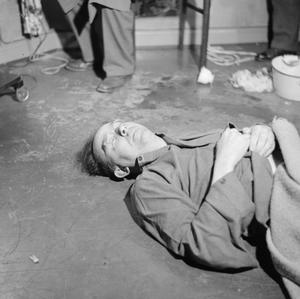 SUICIDE OF REICHSFUEHRER SS HEINRICH HIMMLER, MAY 1945