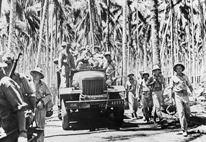 THE UNITED STATES ARMY IN THE SOLOMON ISLANDS DURING THE SECOND WORLD WAR