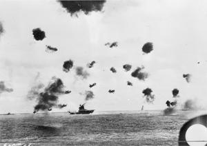 THE BATTLE OF MIDWAY, 4 - 7 JUNE 1942