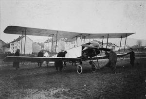 AIRCRAFT OF THE FIRST WORLD WAR 1914-1918
